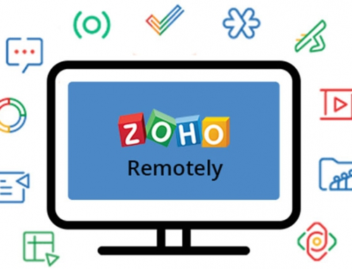 Working Remote with Zoho Tools – Now FREE